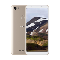 Lava Z81 Smartphone,  Gold