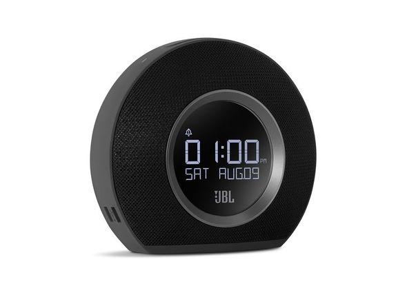 JBL Horizon Bluetooth clock radio, Black