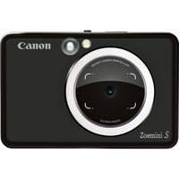 Canon Zoemini S Instant Camera Printer,  Matt Black