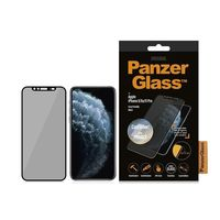 Panzer Glass PNZVP2667-0222 Apple iPhone X/Xs/11 Pro Black & Case Friendly, CamSlider & Dual Privacy