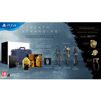 Death Stranding Collectors Edition for PS4