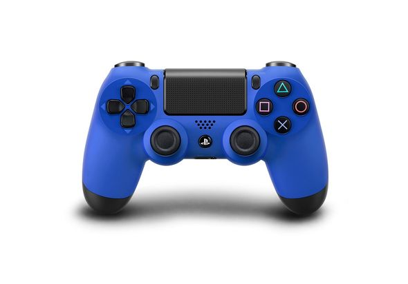 Sony - PS4 CONTROLLER BLUE