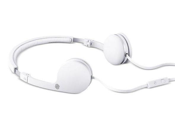 Urbanista Barcelona Headphones Fluffy Cloud White