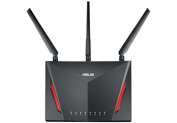 Asus AC2900 WiFi Dual-band Gigabit Wireless Gaming Router