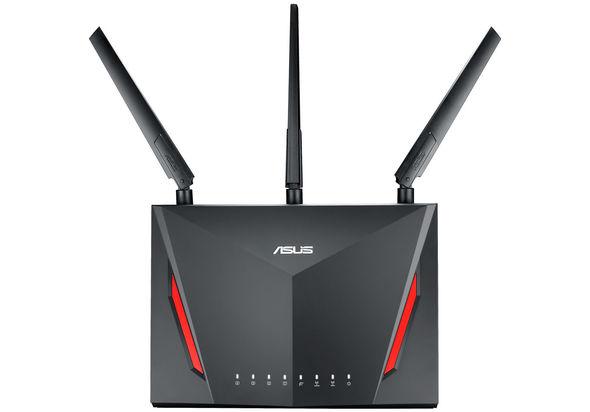 Asus RT-AC86U AC2900 Wireless Dual-Band Gigabit Gaming Router