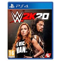 WWE 2K20 Regular Edition for PS4