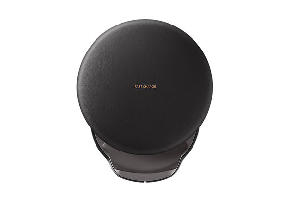 Samsung Wireless Charger Stand (Convertible) for S8 and S8+ , Black