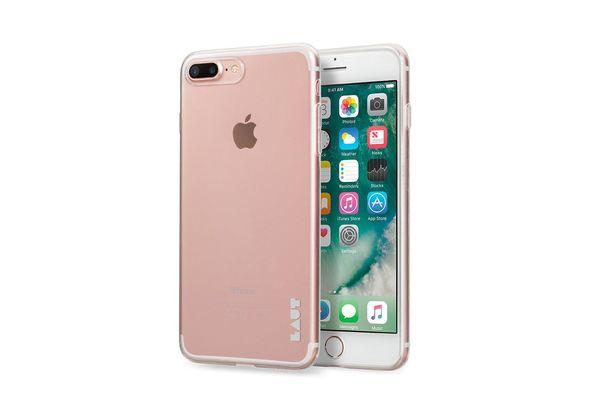 Laut Lume iPhone 8/7 Plus Case, Ultra Clear