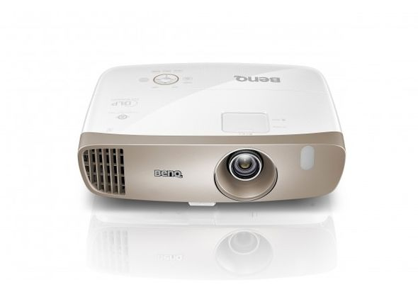 BenQ W2000 1080p Rec. 709 Wireless Home Movie Projector