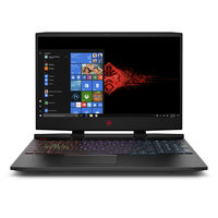 "HP OMEN i7 32GB, 1TB+ 512GB 8GB Graphic 15"" Laptop, Black"