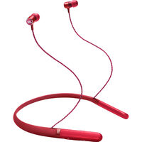 JBL Live 200BT In-Ear Neckband Wireless Headphones, Red,  Red