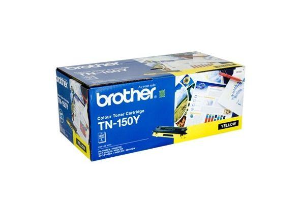 Brother TN150Y Toner cartridge yellow