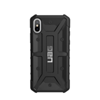 Urban Armor Gear Pathfinder Series Case for iPhone X, Black