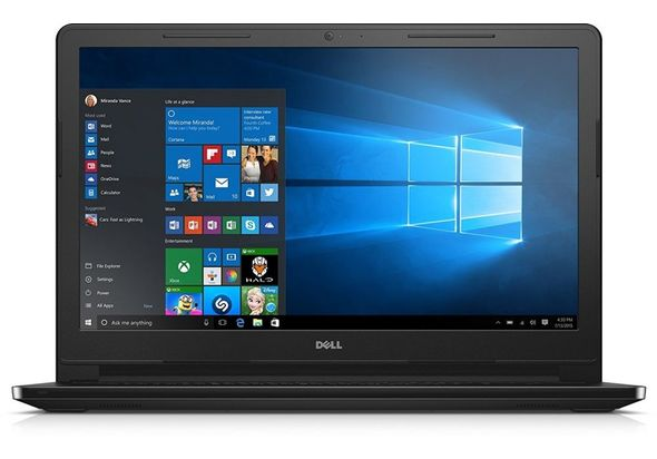 Dell Inspiron 3573 N4000 4GB, 500GB 15.6  Laptop, Black