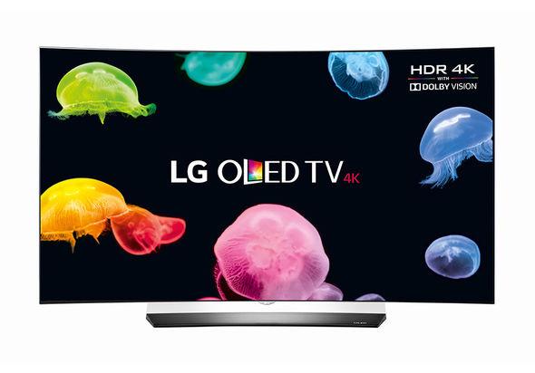 LG 65  OLED65C6V LG OLED TV