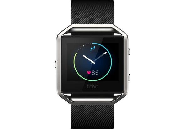 Fitbit Blaze Smart Fitness Watch Small, Black