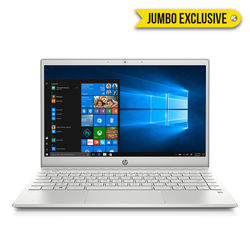 "HP Pavilion 13-AN0007NE i7 8GB, 256GB 13"" Laptop, Silver"