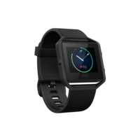 Fitbit Blaze Smart Fitness Watch Large, Black/Gunmetal