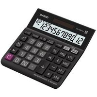 Casio WJ-120D Plus Desktop Calculator (Black)
