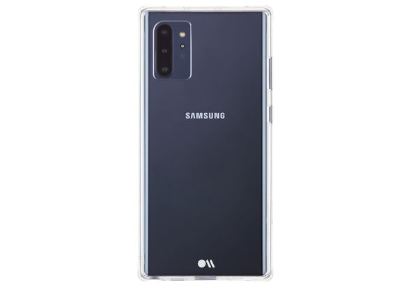 Case Mate Tough Case for Samsung Note 10+ , Clear