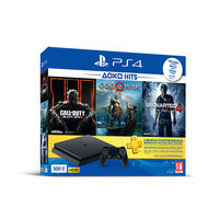 Sony PlayStation 4 500GB Hits Bundle