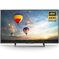 "Sony 43"" KDL43X8000E Ultra HD 4K HDR Smart Television"