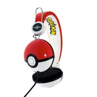 Pokemon Pokeball Tween Junior ON Ear Headphone