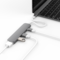 HyperDrive USB Type-C Hub with 4K HDMI Support, Gray