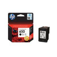HP CZ101AE 650 Black Original Ink Advantage Cartridge