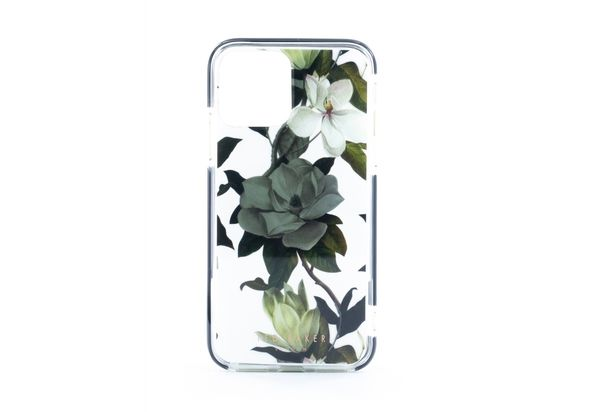 Ted Baker Hard Shell Back Case for iPhone 11 Pro, Opal