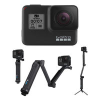 GoPro Hero 7 Black 3 Way Bundle