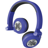 JBL Synchros E30 On-Ear Headphones, Blue