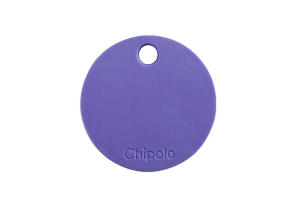 Chipolo Nothing is lost Tracking Device, Purple