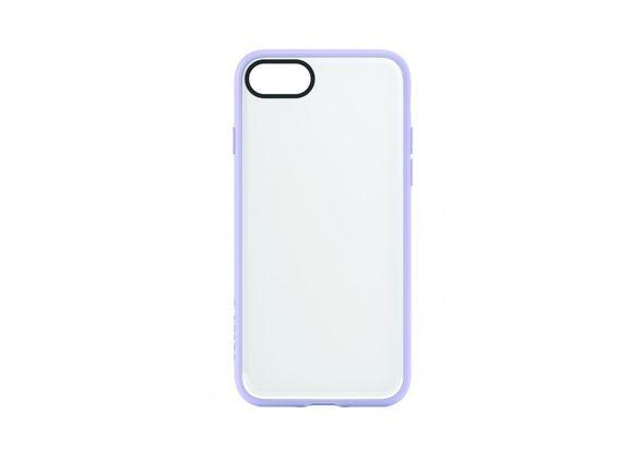 Incase Pop Case for iPhone 7, Clear/Lavender