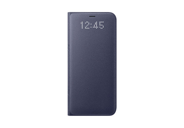 Samsung Galaxy S8 LED View Cover, Violet