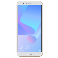 Huawei Y6 Prime 2018 Smartphone LTE, Gold