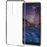 Nokia 7 Plus Clear Case Transparent (1A21RSS00VA)