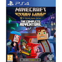 Minecraft Complete Edition for PS4
