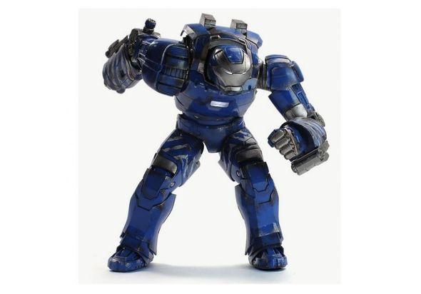 Comicave Studios super alloy iron man mark 38 igor 1/12 scale figure
