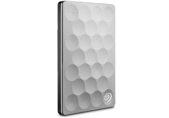 Seagate Backup Plus Ultra Slim 2TB Portable Drive