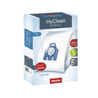 Miele HyClean 3D GN dustbags - 4.5 liters (4 bags)