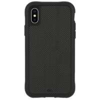 Case Mate Protection Carbon Fiber Case for iPhone Xs/X, Carbon Fiber