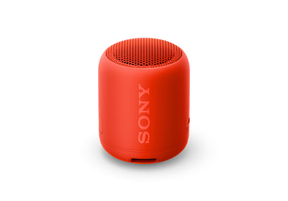 Sony SRS-XB12 Portable Wireless Speaker with Extra Bass,  RED