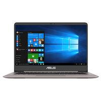"""Asus ZenBook UX410UF i7 16GB, 1TB+ 512GB 14"""" Laptop, Grey"""