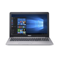 "Asus i3 6100U, 4GB+ 1TB, 15.6"" Laptop, Silver"