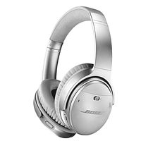Bose QuietComfort 35 Series II Wireless Noise Cancelling Headphones, Silver