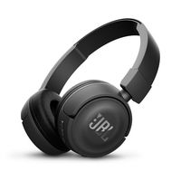 JBL T450BT Wireless on-ear headphones, Black