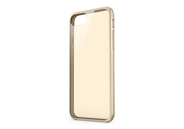 Belkin Screen Force case for iPhone 7, Gold