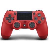 Sony PS4 DualShock 4 Wireless Controller, Magma Red