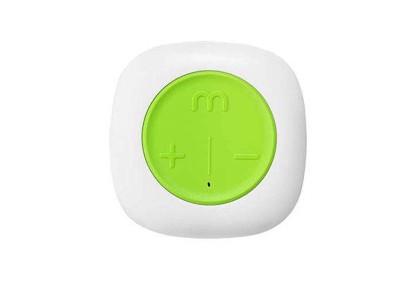 Mooyee S1 portable Rechargeable Wireless Smart Massager, Green